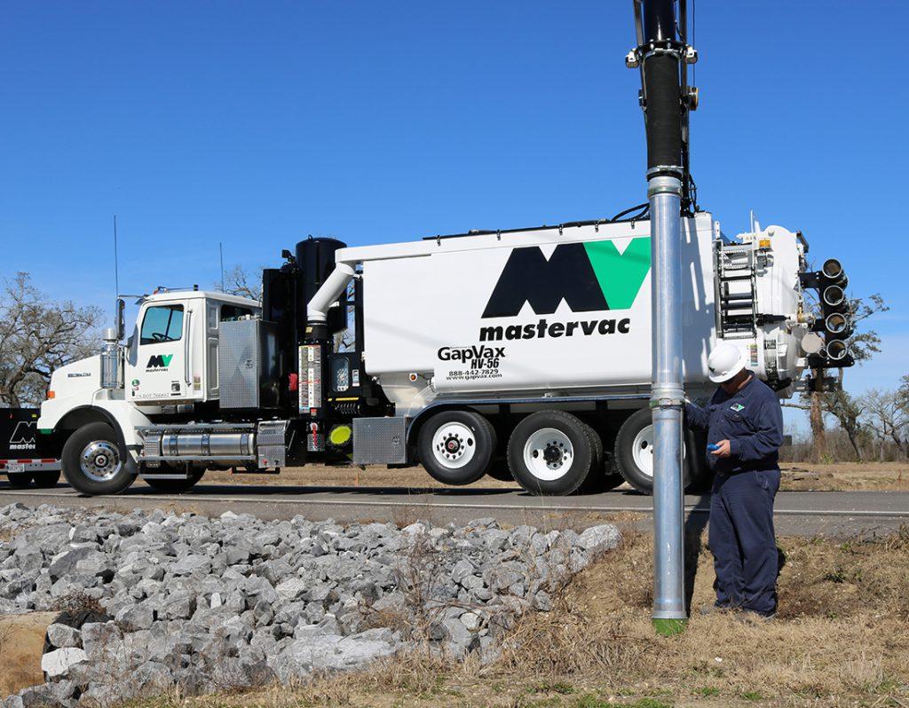 GapVax HV-56 Hydro Excavators